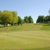 A view of the 1st hole at Willesley Park Golf Club
