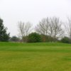 A view of a green at Skegness Golf Centre