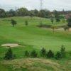 A view hole #1 at Eccleston Park Golf Club