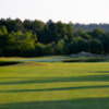 A view from fairway #2 at Formby Ladies Golf Club
