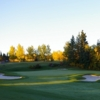 View of a green at River Bend Golf Course