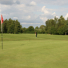 A view of the 3rd hole at Mattishall Golf Club