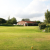 A view from tee #1 at Mattishall Golf Club
