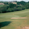 A view of a green at Spofforth Golf Club