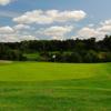 A view of green #18 at Northampton Golf Club
