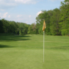 Looking back from the 9th green at Hidden Valley Golf Club