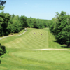 View of the 8th green at Hidden Valley Golf Club