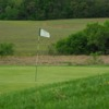 A view of hole #16 at Acorns Golf Links