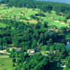Aerial view of Basin Harbor Club