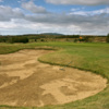 A view of the 3rd hole at Horsehay Village Golf Club