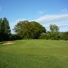 A view of the 3rd green at Ludlow Golf Club