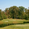 A view from a tee at Olde Mill Golf Course