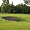 A view of the 4th hole at Sandhill Golf Club