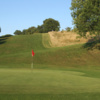 A view of green #16 at Manor Golf Club