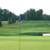 View of a green and fairway at Tri County Country Club