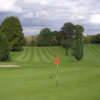 A view of hole #6 at Moore Place Golf Club