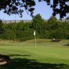 A view of the 6th hole at Pachesham Golf Centre