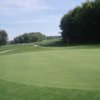 View of a green at Elk Valley Golf Course