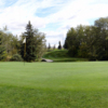 View of the 6th hole at Fort Saskatchewan Golf Club
