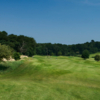 A view of a fairway at Warwickshire Golf & Country Club