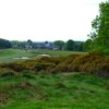 A view of fairway #17 at Alwoodley Golf Club