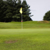 A view of the 7th green at Halifax Bradley Hall Golf Club