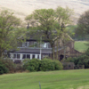 A view of the clubhouse at Marsden Golf Club