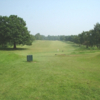 A view of the 10th fairway at Middleton Park Golf Course