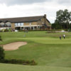 A view of a hole at Lakes Course from Moor Allerton Golf Club