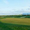 View of a green at Collicutt Siding Golf Course