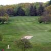 A view of the 12th hole at Fulford Heath Golf Club