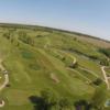 Aerial view from Fox Golf Club