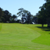 A view of the 6th fairway at Parramatta Golf Club