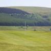 A view of the 5th hole at Tredegar and Rhymney Golf Club