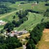 Aerial view of Airway Meadows Golf Course