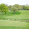 A view of a green at Fellows Creek Golf Course.