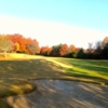 A fall view from Stonebridge Golf Course