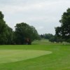 A view of the 1st green at Palleg and Swansea Valley Golf Course