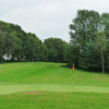A view of hole #4 at Palleg and Swansea Valley Golf Course