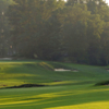 A view from a fairway at Merion Golf Club.
