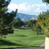 A view from Bookcliff Country Club