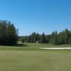 A view of a green at Silver Sands Golf Course