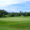 A view of hole #9 at Lyndebrook Golf Course