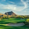 A view from the 8th fairway at Saguaro Course from We-Ko-Pa Golf Club