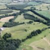 Aerial view from Ballinlough Castle Golf Club