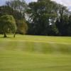 A view from a fairway at Ballinlough Castle Golf Club