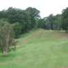 A view from a tee at Heritage Course from Marquette Golf Club