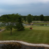 A view from the roof of the clubhouse at Idlewild Golf Course