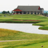 A view of the clubhouse at Copper Ridge Golf Course