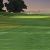 A view of the 10th green at Painted Hills Golf Club